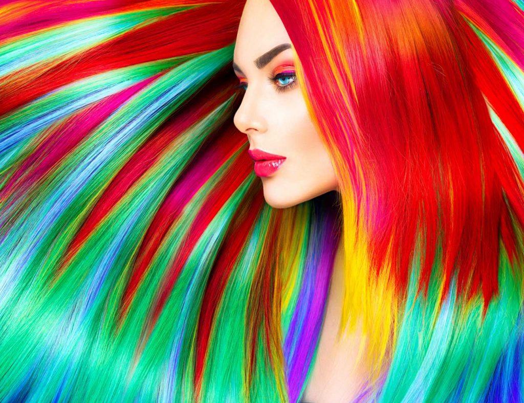 Kreative Farben bei Michi`s Creativ Line